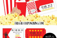 30 Redbox Gift Certificate Template | Pryncepality intended for Movie Gift Certificate Template