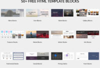 33 Best Free Html5 Bootstrap Templates 2019 throughout Html5 Blank Page Template