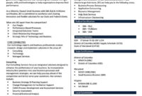 39 Effective Capability Statement Templates (+ Examples) ᐅ for Capability Statement Template Word