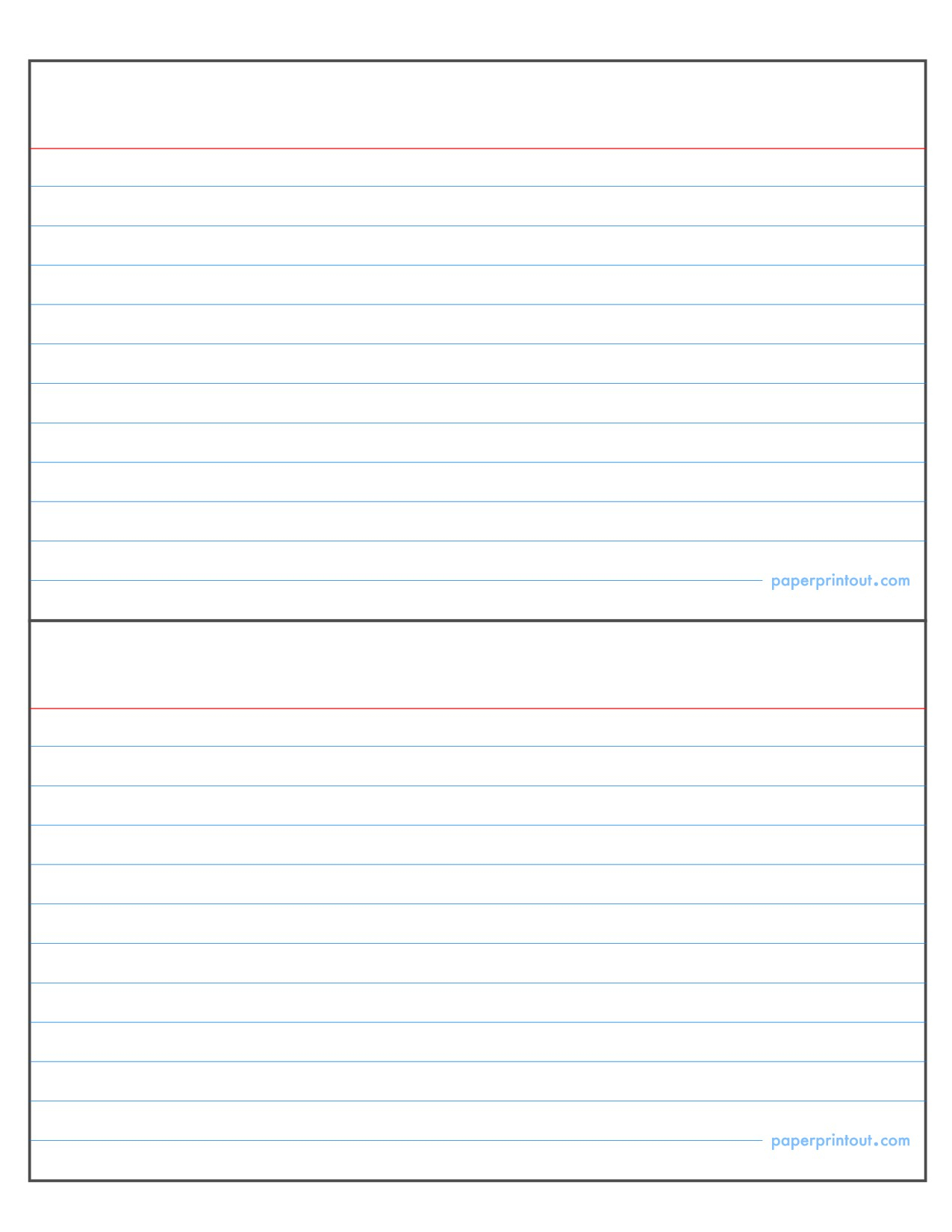 4 X 6 Note Card Template | Brainmaxx With 4X6 Note Card Template