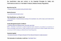 40 Free Certificate Of Conformance Templates & Forms ᐅ inside Certificate Of Conformity Template