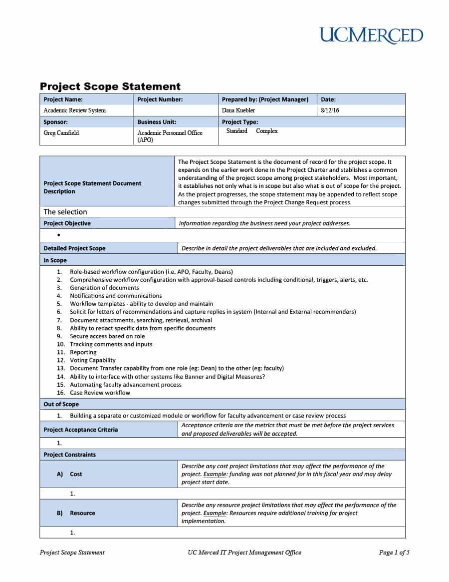 40+ Project Status Report Templates [Word, Excel, Ppt] ᐅ In Project Manager Status Report Template