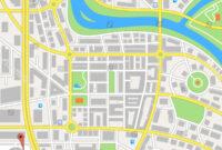 44 Strict City Map Blank within Blank City Map Template