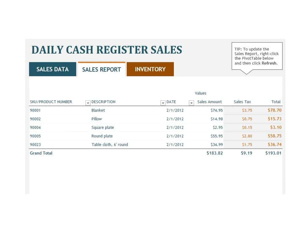 45 Sales Report Templates [Daily, Weekly, Monthly Salesman Regarding Sales Representative Report Template