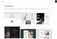 46 Best Website Builders Sortedpopularity pertaining to Blank Food Web Template