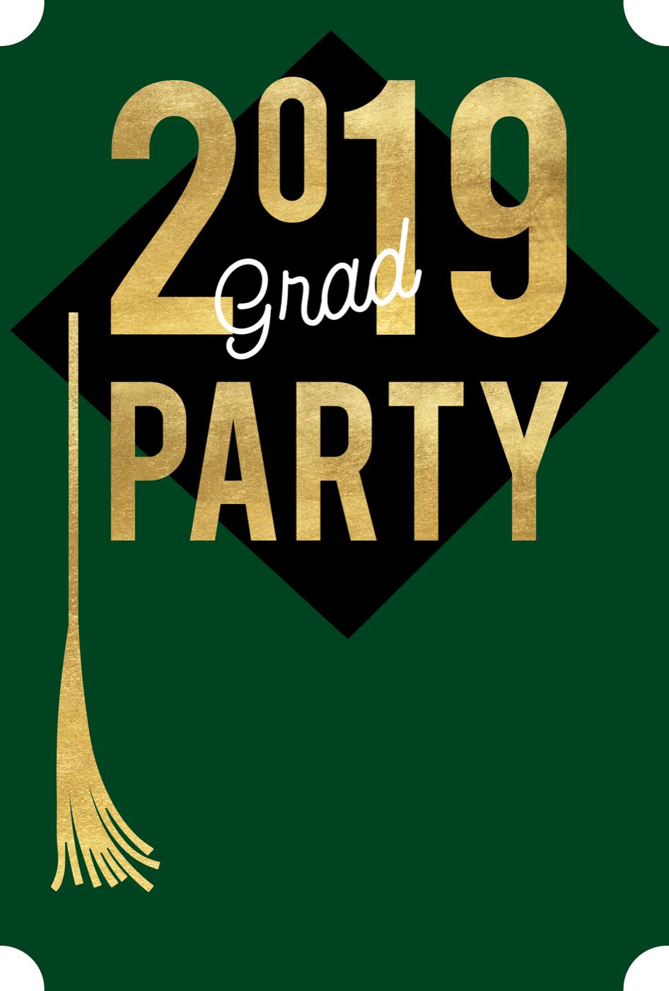 5 Editable Graduation Party Invitation Templates + Tips Pertaining To Graduation Party Invitation Templates Free Word
