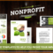 5+ Nonprofit Annual Report Template | Free Invoice Letter Pertaining To Non Profit Annual Report Template