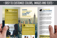 5 Powerful Free Adobe Indesign Brochures Templates! | with regard to Adobe Indesign Tri Fold Brochure Template