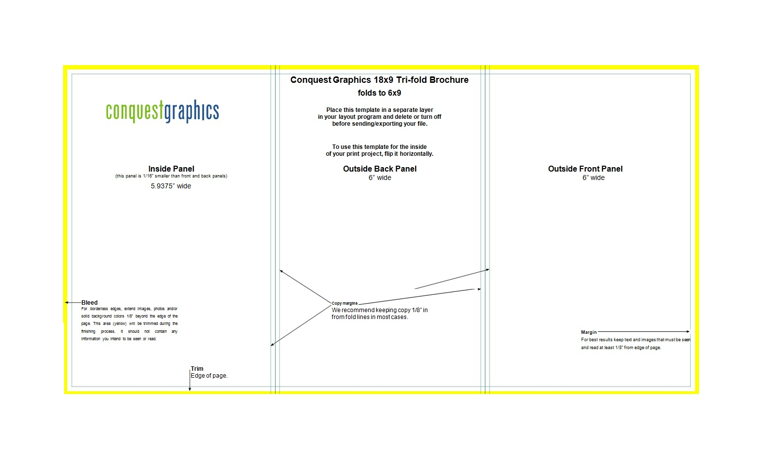 50 Free Pamphlet Templates [Word / Google Docs] ᐅ Template Lab Within 6 Sided Brochure Template