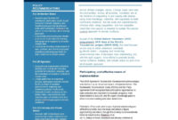 50 Free Policy Brief Templates (Ms Word) ᐅ Template Lab for Microsoft Word Templates Reports