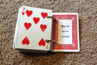 52 Reasons Why I Love You Diy – Lil Bit in 52 Things I Love About You Deck Of Cards Template
