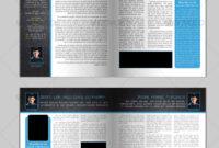 55+ Best Magazine Templates – Photoshop Psd & Indesign regarding Blank Magazine Template Psd