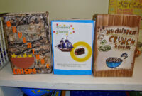 5Th And Fabulous: Cereal Box Book Reports 2014 in Cereal Box Book Report Template