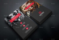 65+ Best Business Card For Photographers 2016 | Designmaz pertaining to Name Card Template Photoshop