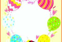7+ Free Microsoft Word Birthday Card Templates Free | Andrew in Birthday Card Template Microsoft Word