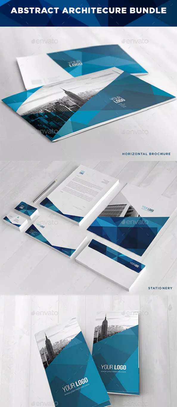 70+ Free Modern Corporate Brochure Templates, Editable With Regard To Architecture Brochure Templates Free Download