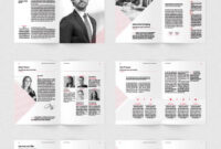 75 Fresh Indesign Templates And Where To Find More for Adobe Indesign Brochure Templates