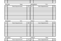 8-9 Appointment Sheet Template | Archiefsuriname in Appointment Sheet Template Word