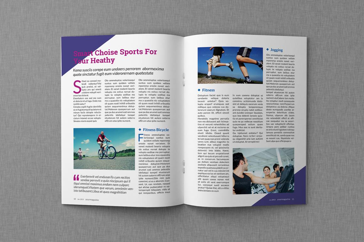 8+ Microsoft Word Magazine Templates – Word Pdf With Regard To Magazine Template For Microsoft Word