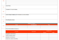 8D (Eight Disciplines) – The Problem Solving Tool intended for 8D Report Template Xls