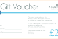 9+ Gift Voucher Sample Template | Pear Tree Digital with Restaurant Gift Certificate Template
