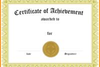 9+ Graduation Certificate Sample | Management-On-Call throughout 5Th Grade Graduation Certificate Template