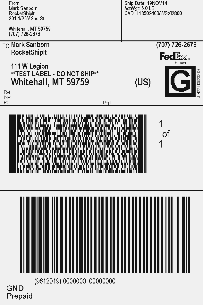 Address Label Format Generic Invoice Template Word Project Throughout Fedex Label Template Word