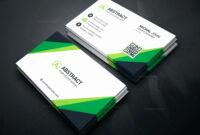 Adobe Illustrator Business Card Template   Creative-Atoms intended for Adobe Illustrator Business Card Template