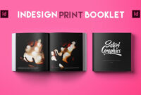 Adobe Indesign Tutorial – Booklet Layout For Print Indesign Tutorial intended for Adobe Indesign Brochure Templates
