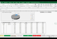 Aging Accounts Receivable / Payable – Tracking Template pertaining to Accounts Receivable Report Template