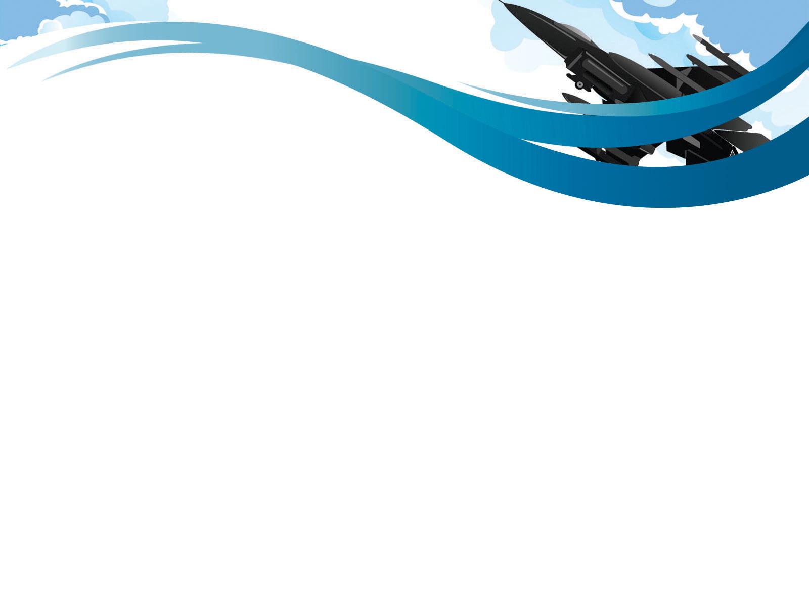 Air Force Powerpoint Templates - Black, Blue, Car Pertaining To Air Force Powerpoint Template