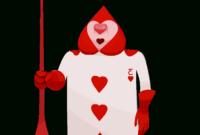 Alice In Wonderland Card Men Clipart Images Gallery For Free for Alice In Wonderland Card Soldiers Template