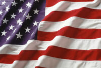 American Flags Free Ppt Backgrounds For Your Powerpoint inside American Flag Powerpoint Template