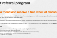 An Epic List Of 50 Referral Program Examples intended for Referral Certificate Template