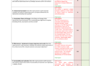 Annex L – Quality Assessment Of The Evaluation regarding Data Quality Assessment Report Template