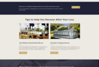Ashton – Funeral & Cemetery Services WordPress Theme inside Funeral Powerpoint Templates