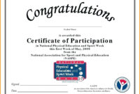 Athletic Certificate Template Brochure Templates Sports Doc inside Athletic Certificate Template