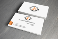 Attorney Business Cards – Business Card Tips for Legal Business Cards Templates Free