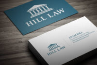 Attorney Business Cards – Business Card Tips regarding Legal Business Cards Templates Free
