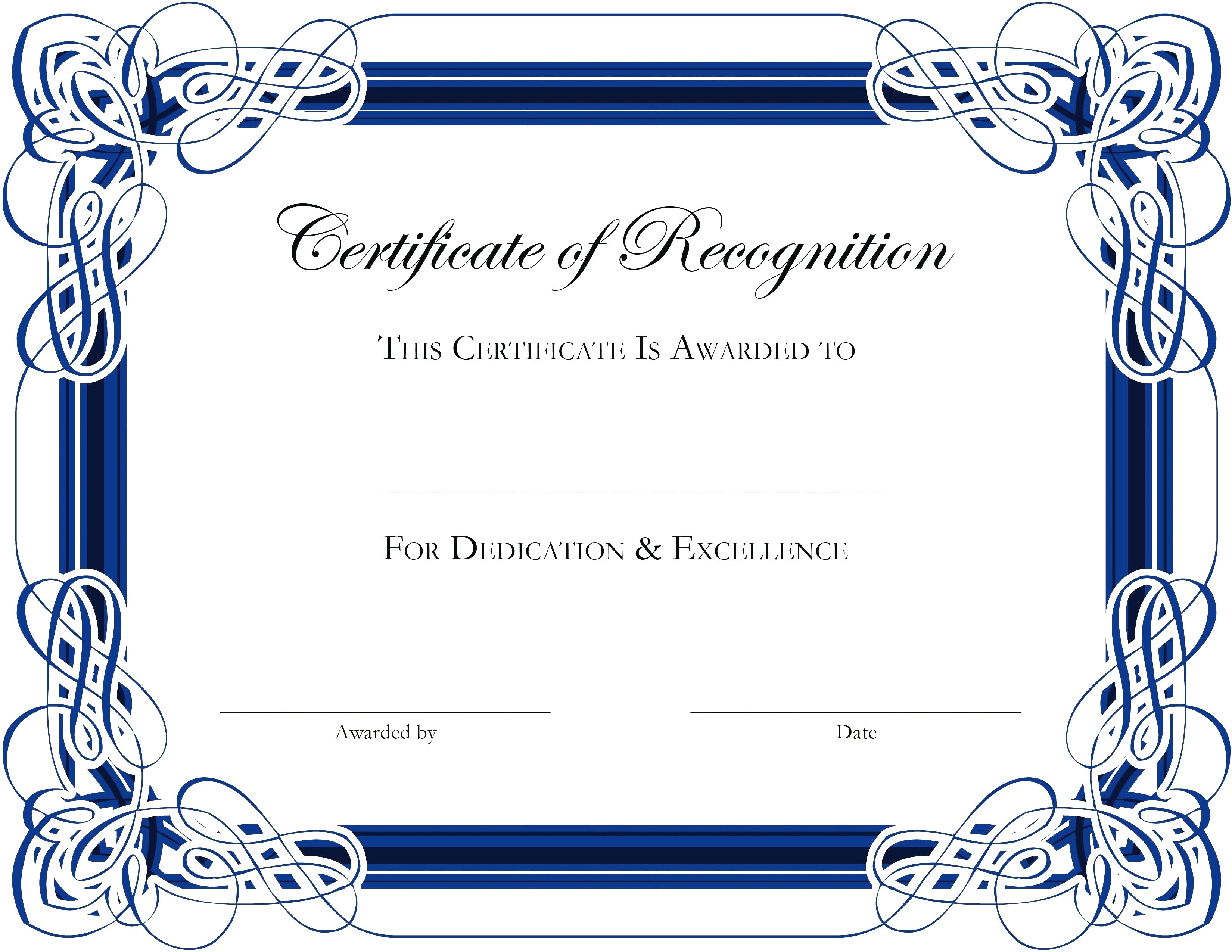Award Certificate Templates Word 2007 – Atlantaauctionco Inside Award Certificate Templates Word 2007