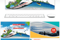 Awesome General Dynamic Ppt Template For Tourist Industry with Tourism Powerpoint Template