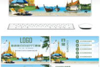 Awesome Ppt Template For Tourism And Travel Industry For within Tourism Powerpoint Template