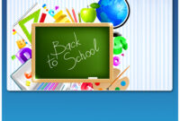Back To School Powerpoint Template with Back To School Powerpoint Template