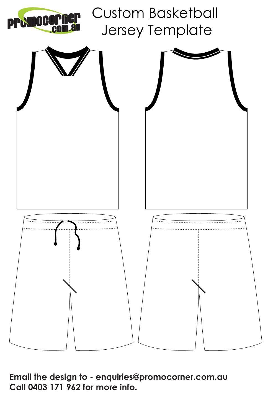 Basketball Jersey Template | Dromibi.top | Ra | Basketball With Blank Basketball Uniform Template