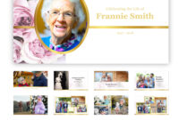 Best Funeral Powerpoint Templates Of 2019 | Adrienne Johnston pertaining to Funeral Powerpoint Templates