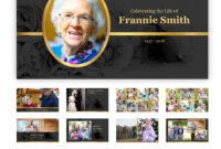 Best Funeral Powerpoint Templates Of 2019 | Adrienne Johnston throughout Funeral Powerpoint Templates