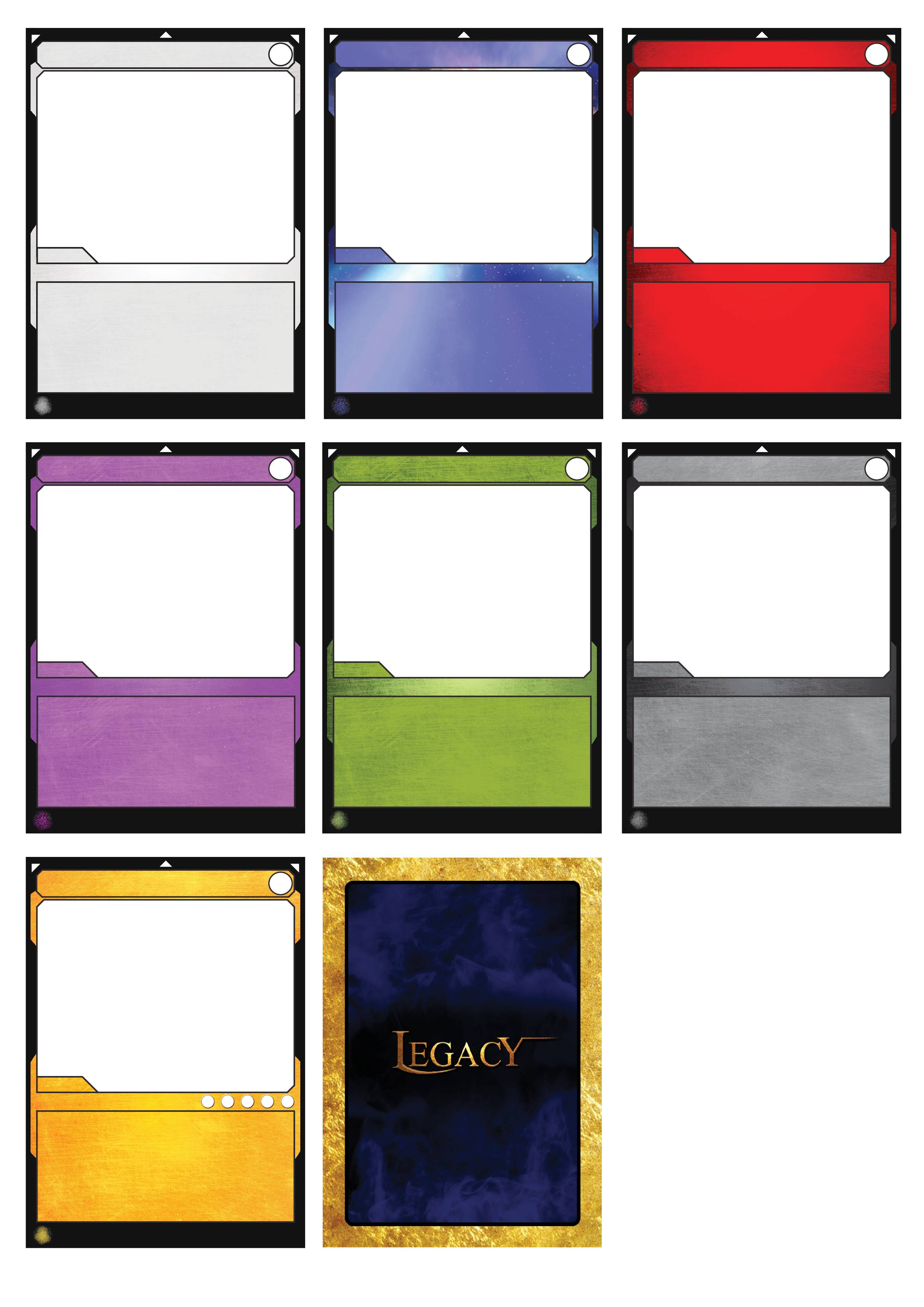 Best Photos Of Game Card Maker Template – Board Game Blank Pertaining To Card Game Template Maker