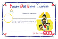 Bible School Certificates Pictures To Pin On Pinterest within Free Vbs Certificate Templates