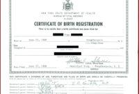 Birth Certificate Maker – Adaptpaper.co regarding Birth Certificate Fake Template