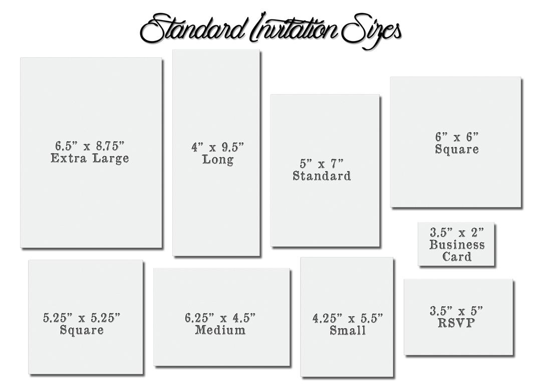 Birthday Invitation Size | Invitation Templates (Free) In Wedding Card Size Template